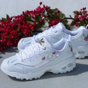 Skechers Womens WD'LITES - BRIGHT BLOSSOMS Shoes